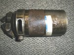 British Grenade Discharge Cup for No1 MK3 Enfield Rifles