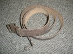 Romanian PSL - AK Leather Sling - Used GRADE 2