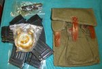 AK Magazine Set, Pouch 3 Mags Oiler & Cleaning Kit