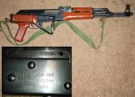 Polytech SKS 762 Chinese Side Folder AK