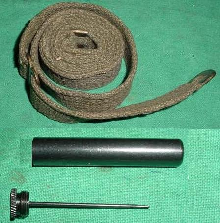 M1 Carbine Sling and Oiler - Click Image to Close