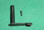 Receiver Cover Latch with Pin SKS Rifles