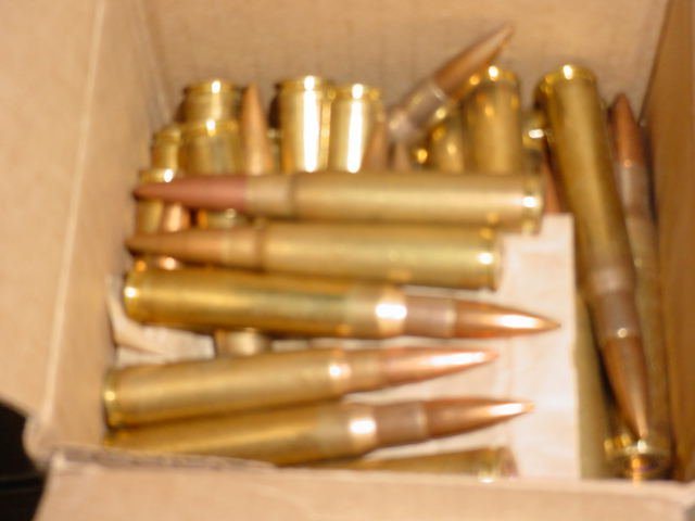 8MM Mauser (8X57) 7.92 100 Rounds Surplus - Click Image to Close