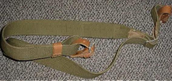 Sling Russian - OD GREEN - Mosin Nagant Rifle - Click Image to Close