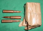 7.62X54R Ammunition 440 Rounds Sealed Tin Surplus