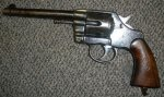 Colt Model 1901 .38 Long, Revolver US Marked