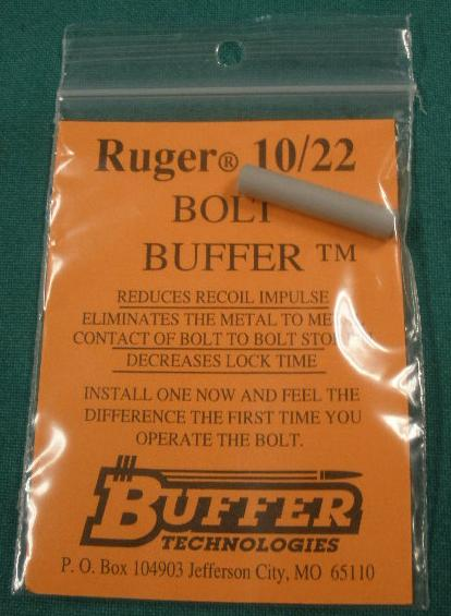 Ruger 10/22 Recoil Buffer