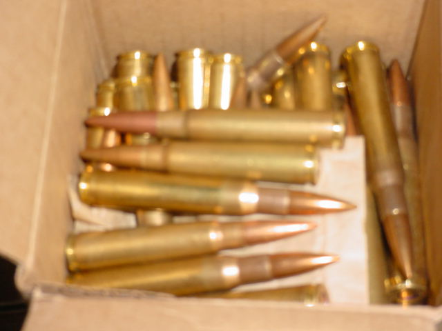 8MM Mauser (8X57) 7.92 100 Rounds Surplus