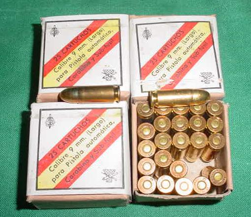 9MM Largo 100 Rounds (4 X 25rd Boxes)