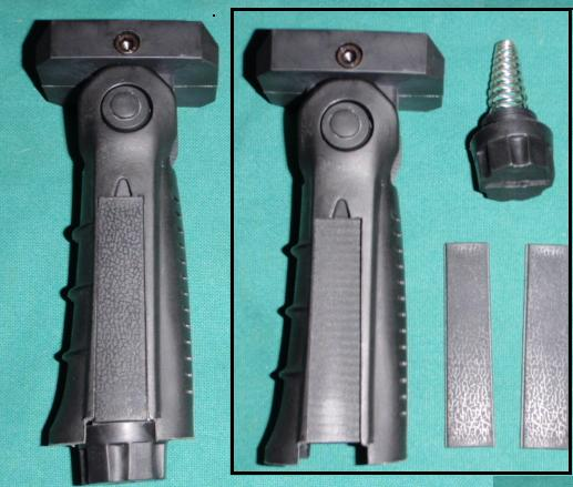 Tactical Fore Grip, Foldable 5 Position