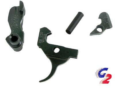 AK G2 Double Hook Trigger Group - TAPCO