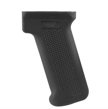 AK Original Style Pistol Grip Black, Flat Earth
