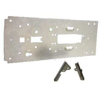 AK Receiver Flat and Rails