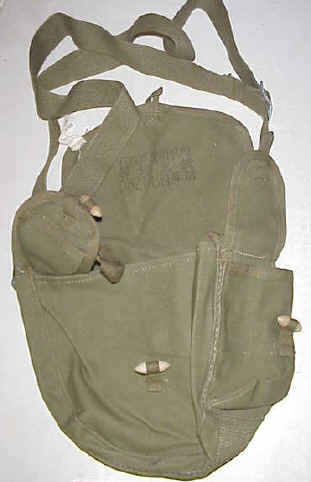 AK Drum Pouch Chinese 75 Round OD Green