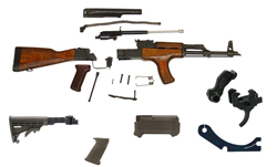AK Rifle Parts
