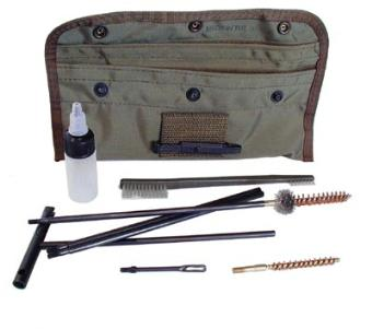 AR15 M16 Belt Pouch Cleaning Kit - TAPCO