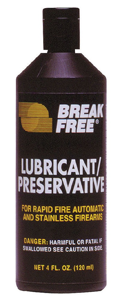 Break-Free Lubricant & Preservative