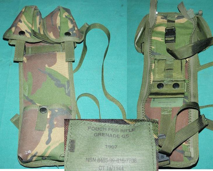 British Rifle Grenade Pouch GS QTY 1