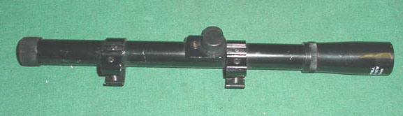 Bushnell Sportview 4X15 Scope, USED