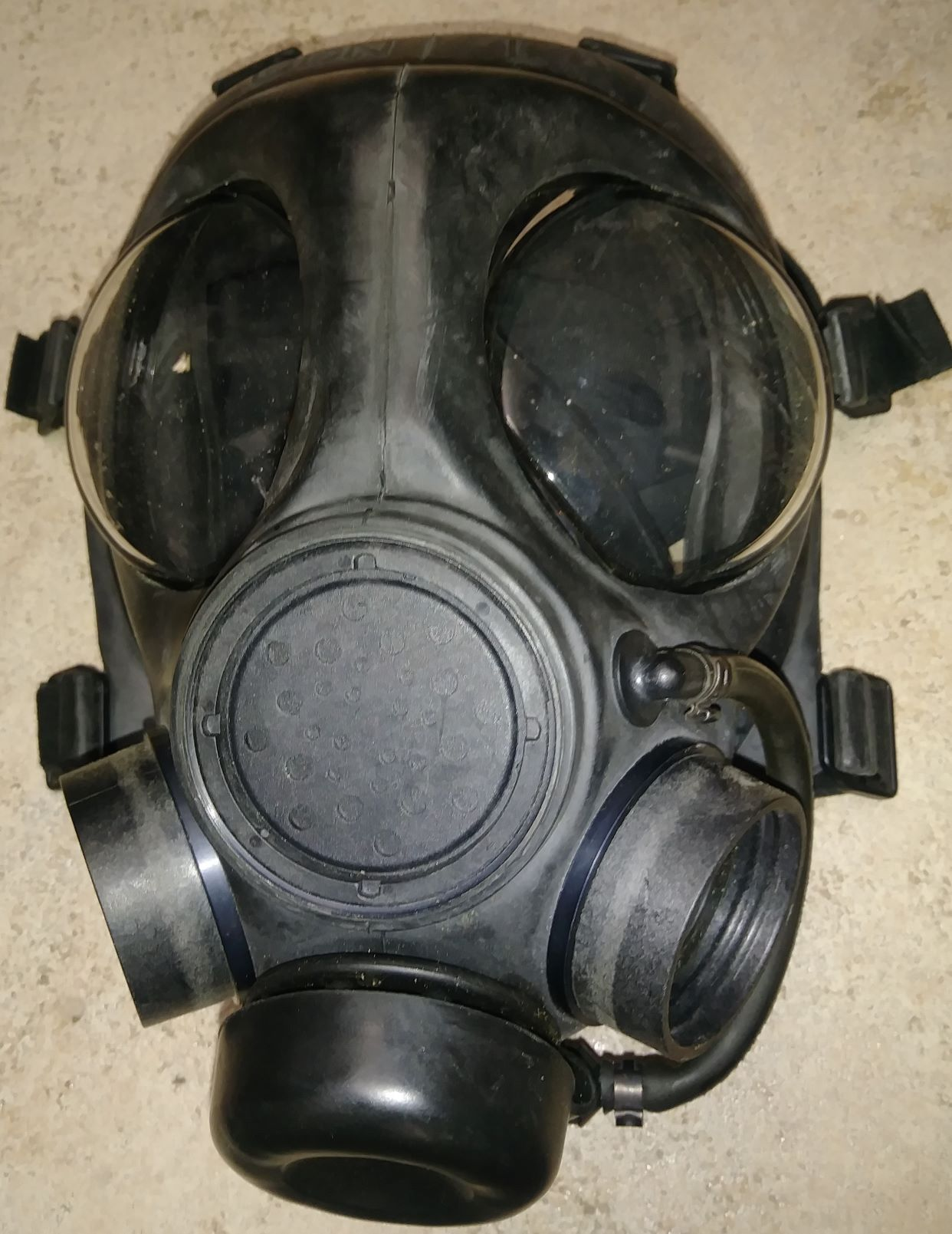 CANADIAN C4 MASK USED MEDIUM