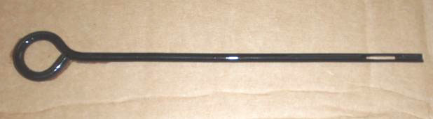 "Cleaning Rod Pistol 8.5"" Long Slotted"