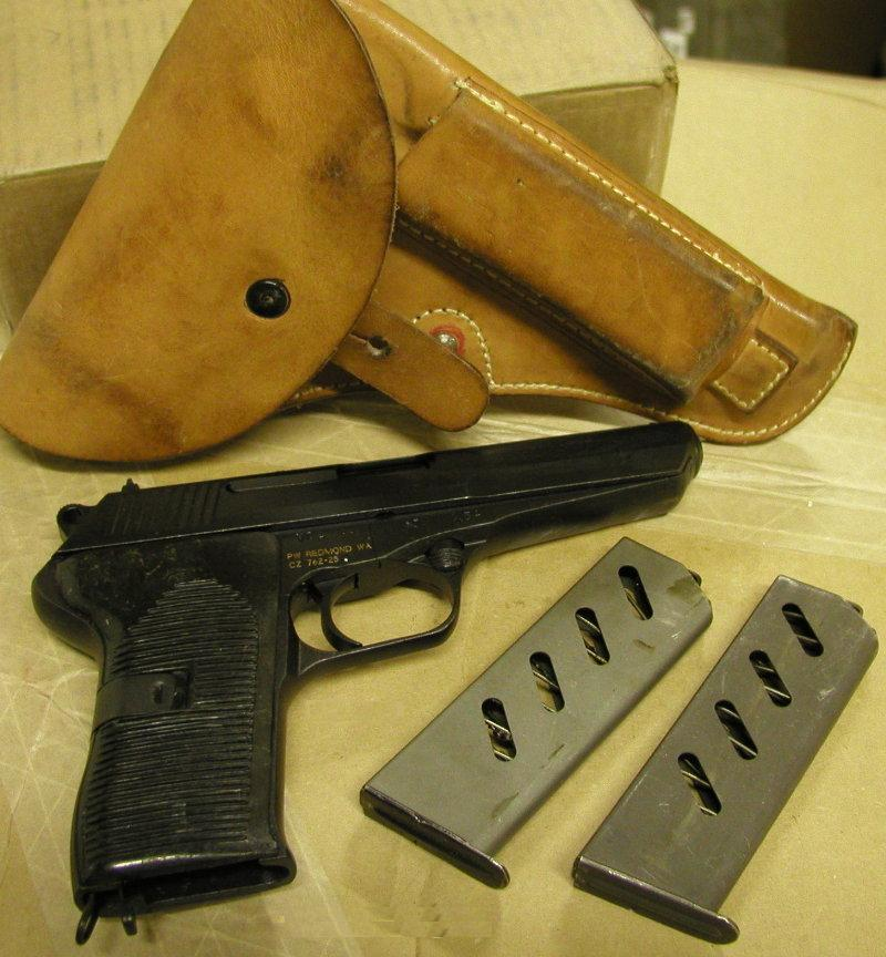CZ 52 Pistol Parts & Accessories