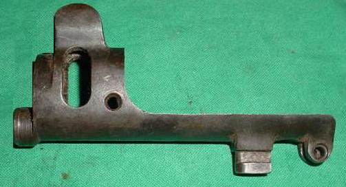 Nosecap Rounded Lee Enfield No 1 Mk III .303 Rifle - Part # 048