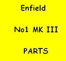 Enfield No 1 Rifle Parts