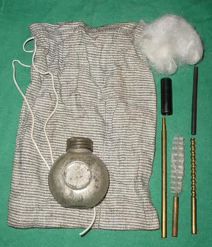 Cleaning Kit Finnish Mosin Nagant