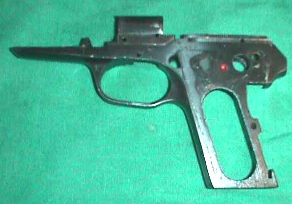 FRAME STRIPPED -#41 -FFL REQUIRED CZ50 & CZ70 CZ-50 CZ-70 Pistol