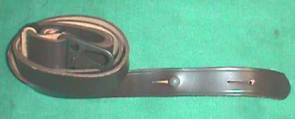 Sling , G3 Rifle , Leather EXCELLENT UNISSUED
