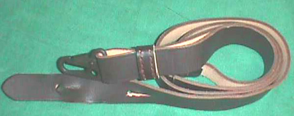 Sling , G3 Rifle , Leather VG +