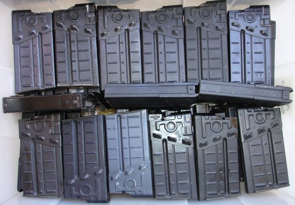 H&K G3 20rd Magazines QTY 10 - Click Image to Close