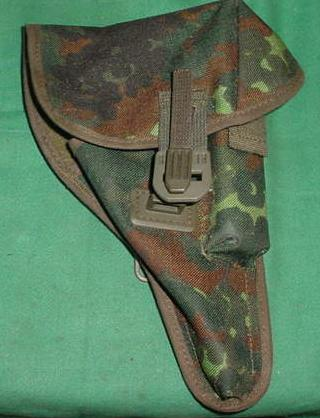Holster P-1 P-38 West German Flectar Pattern