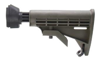 HK91/G3 T6 Collapsible Stock, OD