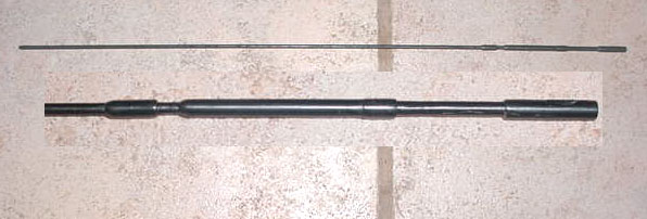 "Cleaning Rod Japanese Rifle 23-3/4"" Long"