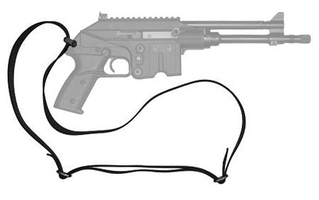 PLR-16 Kel-Tec Single Point Sling