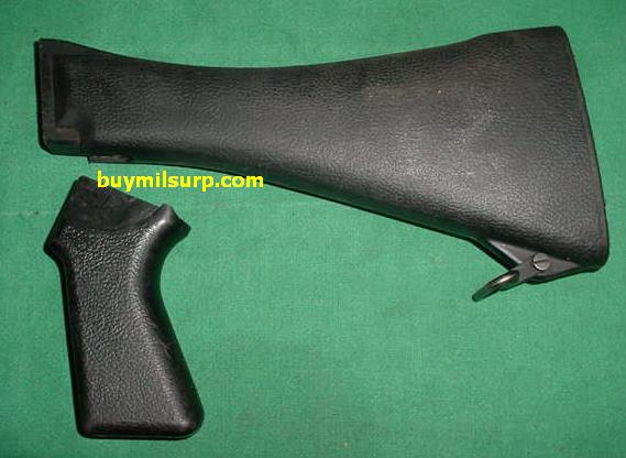 L1A1 Buttstock and Pistol Grip, USED TAKEOFF's