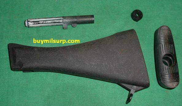 L1A1 Buttstock and Flash Hider, USED TAKEOFF's