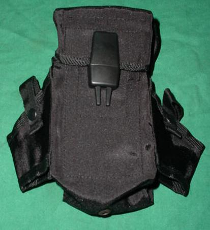 US GI M16 Magazine Pouch Black NEW
