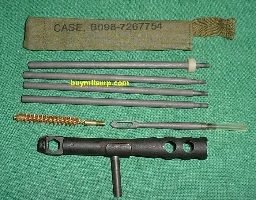 Cleaning Kit Buttstock M1A M-14 Rifle