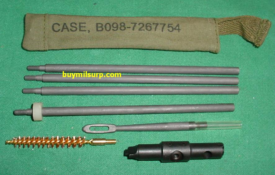 Cleaning Kit M1 Garand Rifle