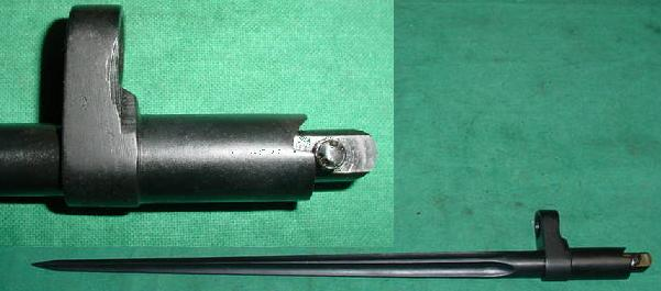 Bayonet Assembly M44 Mosin Nagant Rifle Type 2