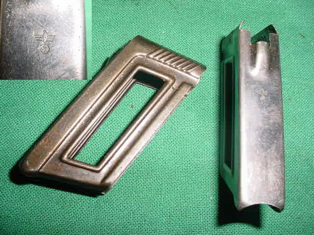 Loading Clip, NAZI Marked, QTY 1, M95/34 Steyr 8X56R Carbine