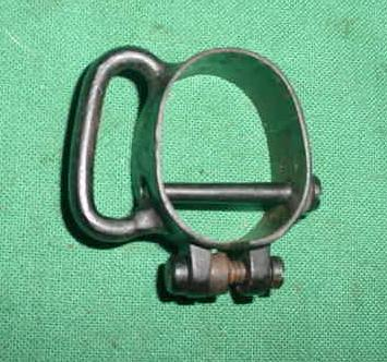 Rear Band and Swivel with Screw, M95/34 Steyr 8X56R Carbine