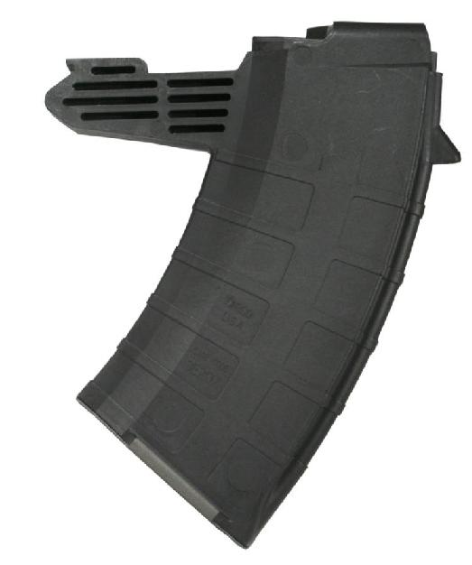 Magazine 20 Rd SKS Rifle Detachable Black OD & FDE SKS Mag Tapco