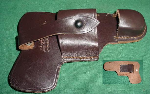 Holster, Skeleton Type, Makarov Pistol