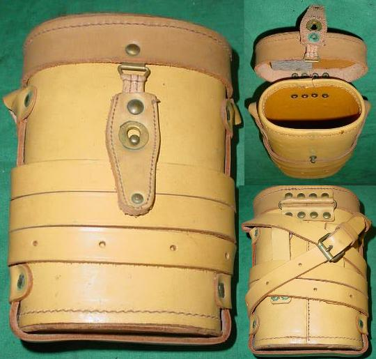 French M 1953 Leather Sniper Scope Case