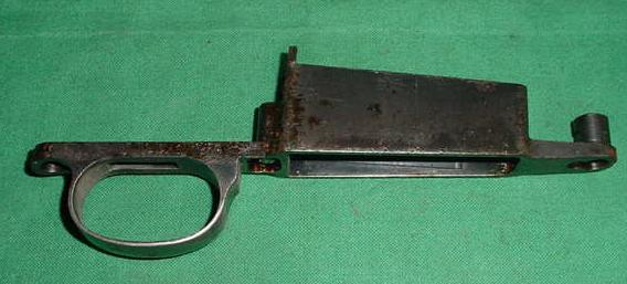 Czech VZ 24/47 Mauser Trigger Guard / Magazine Housing