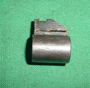 Czech VZ 24/47 Mauser Front Sight Base